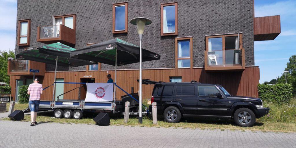 BBQ JP van der Bent Stichting